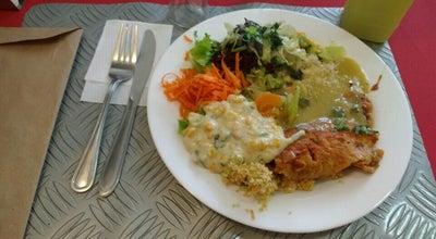 Photo of Vegetarian / Vegan Restaurant Empório da Granola at Av Floriano Peixoto, 98, Santos, Brazil