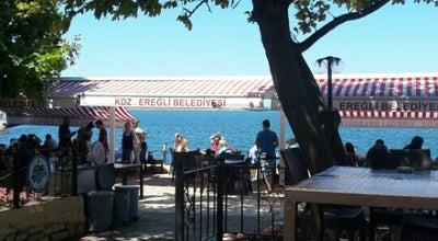 Photo of Tea Room Su Ürünleri Koop Aile Çay Bahçesi at Atatürk Blv. Balıkçılar Barınağı Sok., Ereğli 67300, Turkey