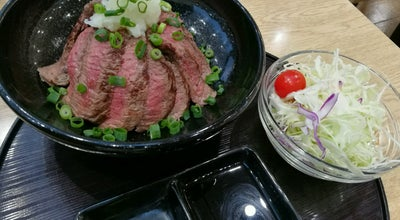 Photo of Steakhouse ステーキの店 黒煉瓦 NEOPASA浜松下り店 at 北区都田町822-7, 浜松市 431-2102, Japan