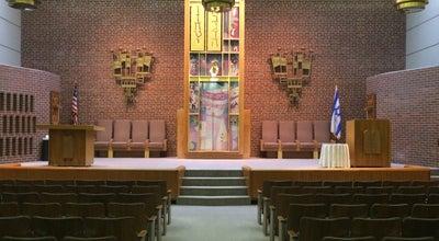 Photo of Synagogue Temple Beth Sholom at 50 Pamela Rd, Framingham, MA 01701, United States