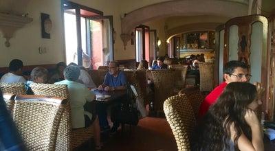 Photo of Italian Restaurant La Trattoria Ristorante Italiano at Jardín De La Unión, Guanajuato 36000, Mexico