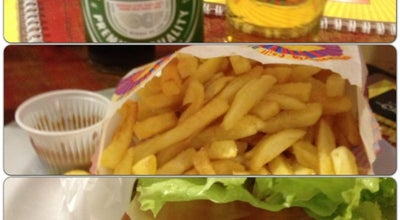 Photo of Burger Joint Hamburgueria Grill 23 at Rua Dois De Novembro, 23, Passos, Brazil
