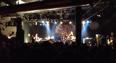 Photo of Rock Club 60er-Jahre-Halle at Zur Bettfedernfabrik 3, Hanover 30451, Germany