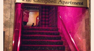 Photo of Nightclub The Campbell Apartment  at 15 Vanderbilt Ave, New York, NY 10017, United States