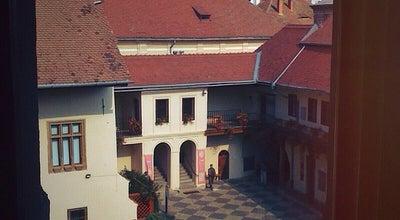 "Photo of History Museum Muzeul de Istorie ""Casa Altemberger"" at Str. Mitropoliei, Nr.2, Sibiu, Romania"