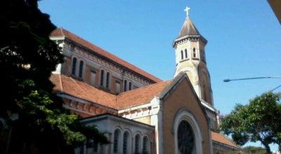 Photo of Church Basílica Nossa Senhora da Saúde (Matriz) at Pça. Ms. Faria Lobato, S/n, Poços de Caldas, Brazil
