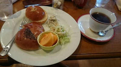 Photo of Cafe パン茶家 わおん at 花田町字野黒43−2, 豊橋市, Japan