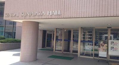 Photo of Concert Hall 仙台サンプラザホール at 宮城野区榴岡5-11-1, 仙台市 983-0852, Japan