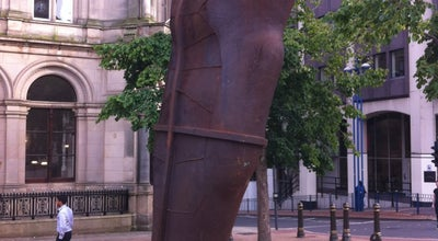 Photo of Outdoor Sculpture Iron Man at Victoria Square, Birmingham B1 1BD, United Kingdom