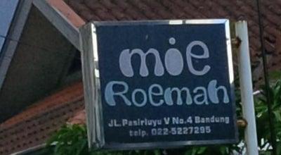 Photo of Ramen / Noodle House Mie Roemah at Jl. Pasirluyu V No. 4, Bandung, Indonesia