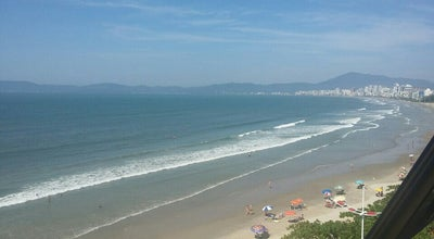 Photo of Beach Praia Central de Itapema at Brazil