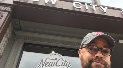 Photo of Ice Cream Shop New City Microcreamery at 28 Main St, Hudson, MA 01749, United States