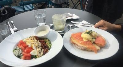 Photo of Breakfast Spot Bakers & Roasters at Kadijksplein 16, Amsterdam 1018 AC, Netherlands