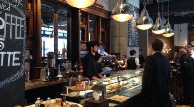 Photo of Coffee Shop Caffè Nero at 560 Washington Street, Boston, MA 02111, United States
