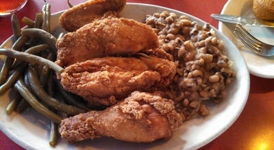 Photo of Southern / Soul Food Restaurant Hard Knox Cafe at 2526 3rd St, San Francisco, CA 94107, United States