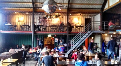 Photo of Modern European Restaurant Pllek at Tt Neveritaweg 59, Amsterdam 1033 WB, Netherlands