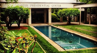 Photo of History Museum Jimmy Carter Presidential Library & Museum at 441 Freedom Pkwy Ne, Atlanta, GA 30307, United States