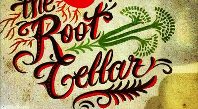 Photo of American Restaurant Root Cellar Cafe at 215 N Lbj Dr, San Marcos, TX 78666, United States