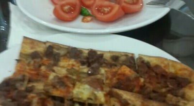 Photo of Asian Restaurant Has Etli Pide at Antalya, Turkey