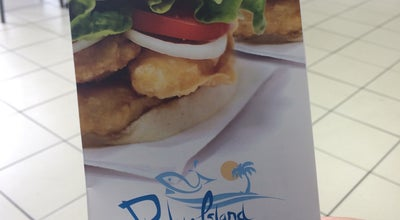 Photo of Fish and Chips Shop Blue Island Seafoods at 131 Randwick Rd, Moera, Lower Hutt 5010, New Zealand