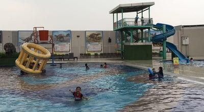 Photo of Water Park Dinosaurs Alive Water Theme Park at Ksl Hotel & Resorts, Johor Bahru 80250, Malaysia