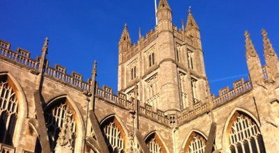Photo of Church Bath Abbey at 12 Kingston Buildings, Bath BA1 1LT, United Kingdom