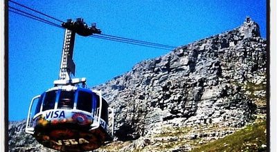 Photo of Cable Car Table Mountain Aerial Cableway at Table Mountain, Cape Town 8000, South Africa