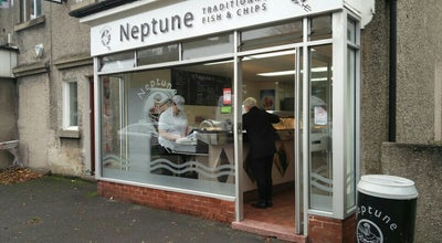 Photo of Fish and Chips Shop Neptune Fish & Chip Shop at 18 Scotforth Rd, Lancaster LA1 4ST, United Kingdom