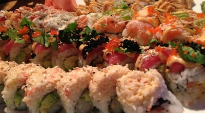 Photo of Sushi Restaurant Sushi Nine at 3812 Western Blvd, Raleigh, NC 27606, United States