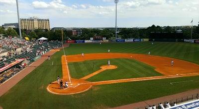 Photo of Baseball Stadium Joseph P Riley Jr Park at 360 Fishburne St, Charleston, SC 29403, United States