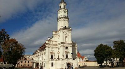 Photo of History Museum Kauno Rotušė at Lithuania