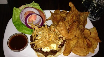Photo of Burger Joint Bin 4 Burger Lounge at 180-911 Yates St., Victoria, BC V8V 4X3, Canada