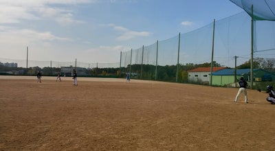 Photo of Baseball Field 동국대학교 야구장 at 일산동구 식사동 산165-10, 고양시 410-050, South Korea