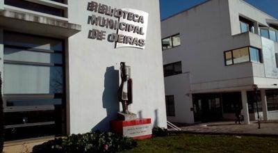 Photo of Library Biblioteca Municipal de Oeiras at Av. Dr. Francisco De Sá Carneiro, Oeiras 2780, Portugal