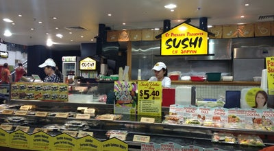 Photo of Sushi Restaurant St Pierre's Sushi & Bento Bowl at Westfield Queensgate, Cnr Queens Dr & Bunny St, Lower Hutt 6011, New Zealand
