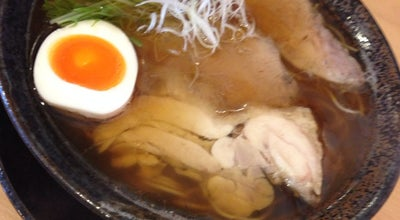 Photo of Ramen / Noodle House 麺遊心 at 平字中町14-2, いわき市, Japan