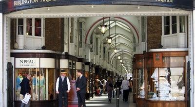 Photo of Mall Burlington Arcade at 51 Piccadilly, London W1J 0PW, United Kingdom