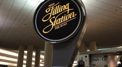 Photo of American Restaurant Ford's Filling Station at Terminal 5, Los Angeles, CA 90045, United States