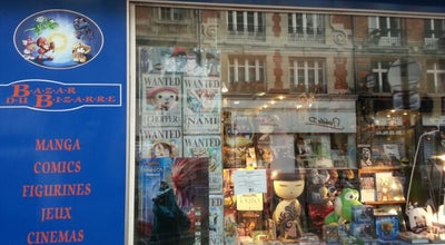 Photo of Bookstore Le Bazar du bizarre at 15 Rue Des Ponts De Comines, Lille 59800, France