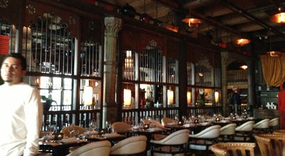Photo of Thai Restaurant Spice Market at 403 W 13 9th Ave, New York, NY 10014, United States