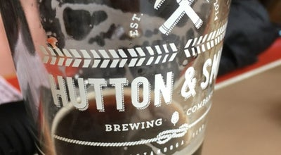 Photo of Brewery Hutton & Smith Brewing Co. at 431 E Ml King Blvd, Chattanooga, TN 37403, United States