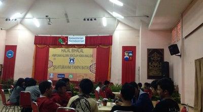 Photo of Arcade SMAKBO - Sekolah Menengah Analis Kimia Bogor at Jalan Exit Tol Bogor, Bogor 16000, Indonesia