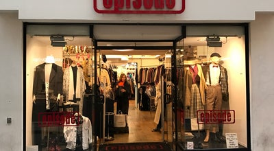 Photo of Boutique Episode at 12-16 Rue Tiquetonne, Paris 75002, France