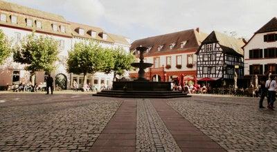 Photo of Cafe City Marktcafé at Marktplatz 9, Neustadt an der Weinstraße 67433, Germany