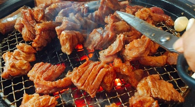 Photo of BBQ Joint 천지연 at 분당구 판교동 498, Seongnam-si, South Korea