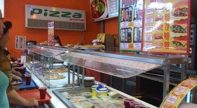 Photo of Pizza Place Фиеста at Урицкого, 16, город Иркутск 664003, Russia