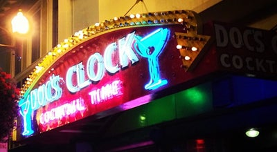 Photo of Dive Bar Doc's Clock at 2575 Mission St, San Francisco, CA 94110, United States