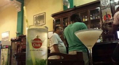 Photo of Cuban Restaurant La Lluvia de Oro at Obispo 316, Ciudad de La Habana. Cuba, Cuba