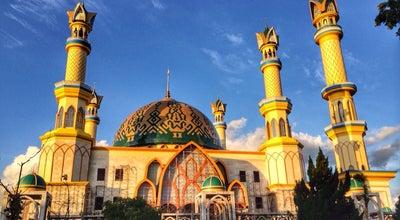 Photo of Mosque Islamic Centre Dasan Agung Mataram Lombok at Jl Langko Dasan Agung, Mataram Lombok, Indonesia