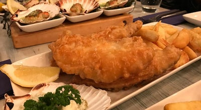 Photo of Seafood Restaurant The Scallop Shell at 22 Monmouth St, Bath Ba1 2ay, Uk, United Kingdom